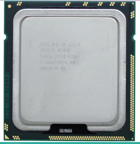 Процессор Intel Xeon W3520 2.66GHz/8M/4,8GT/s (SLBEW) s1366, tray