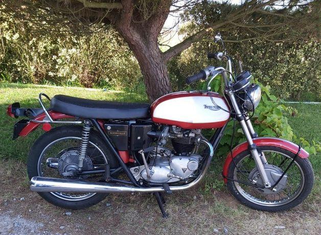 Triumph Bonneville T 120 650cc 1971