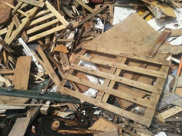 Бесплатный вывоз деревянных отходов