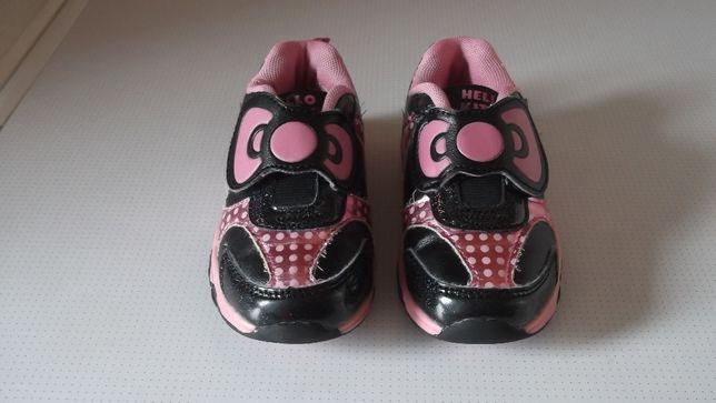 sapatilhas de menina da HELLO KITTY