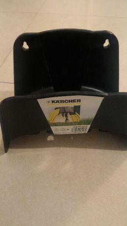Apoio parede Karcher para mangueiras