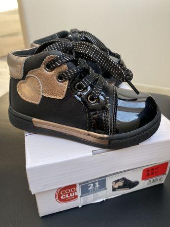 Trzewiki 21, buty na jesien