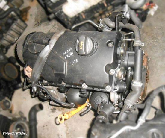Motor para Seat Ibiza 1.9 tdi BLT
