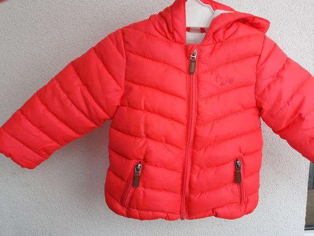 Продам дитячу курточку на 1-2 роки для дівчинкм