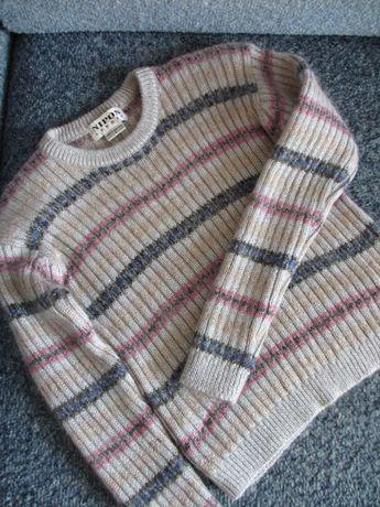 Продам стильный мохеровый укороченный свитер Nipon Studio. Разм S-M