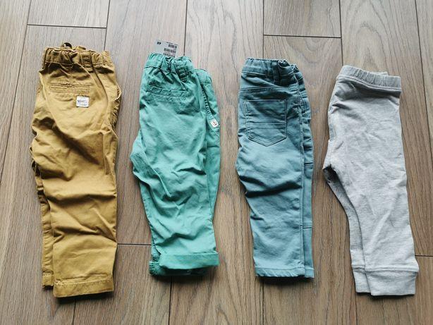 Zestaw spodni paka 80 h&m Reserved