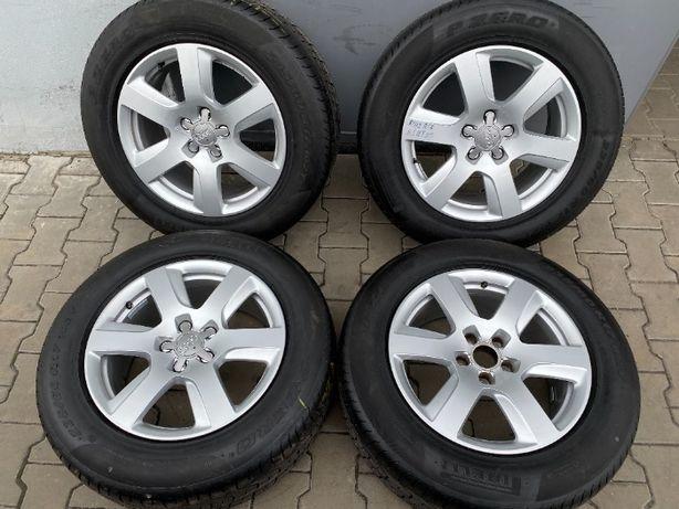 Диски AUDI 5/112 R17 8J ET30 + 235/60R17 Pirelli P Zero літо як нова