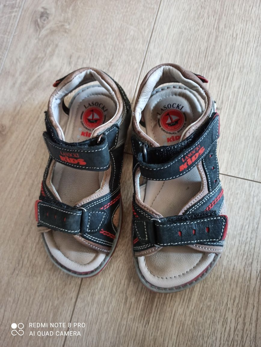 Sandalki Lasocki r. 25
