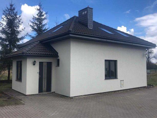 Dom na Kaszubach Nowa Wieś Kościerska  140 m2