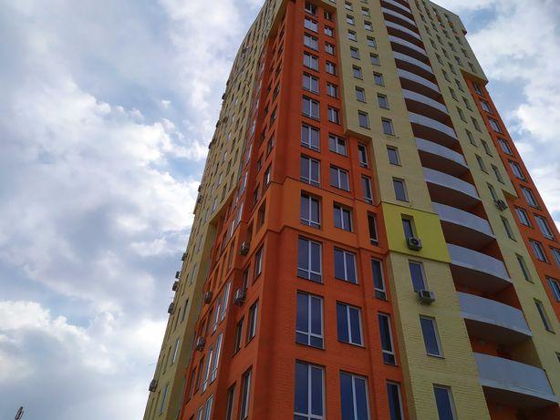 Утепление фасадов высотных и частных домов.