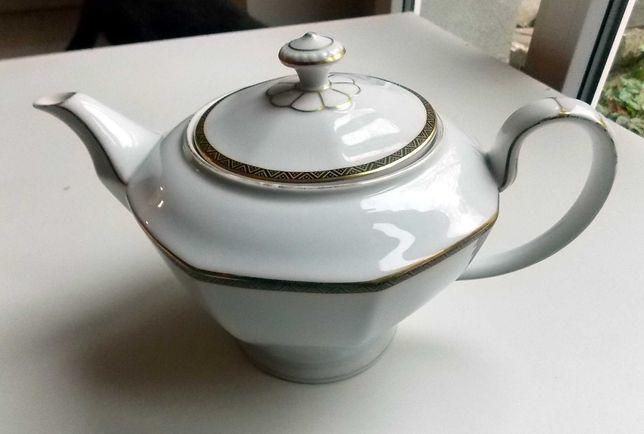 Dzbanek do herbaty Heinrich & Co. Selb-Bavaria Germany ok. 1920