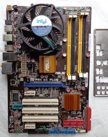 Комплект Intel® Xeon® L5420 /ASUS P5Q SE plus(DDR2)