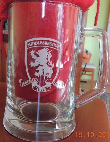 kryształowy kufel Middlesbrough FC Premier League