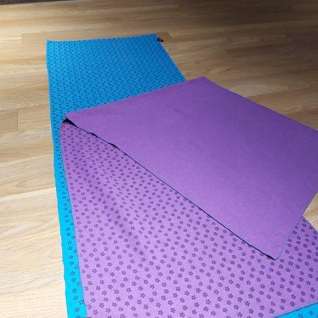 Полотенце - коврик для йоги