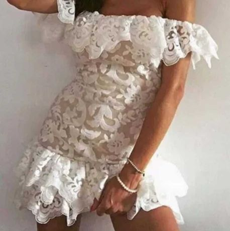 Sukienka lou Carmen