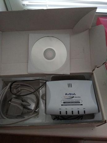 Голосовой факс модем ASOTEL GVC K2D VECTOR