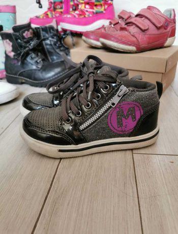 Sneakersy,adidasy,buty ciepłe,półbuty rozm 26