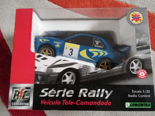 Carro telecomandado, Serie Rally