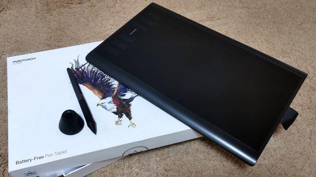 Продам графический планшет HUION INSPIROY H1060P