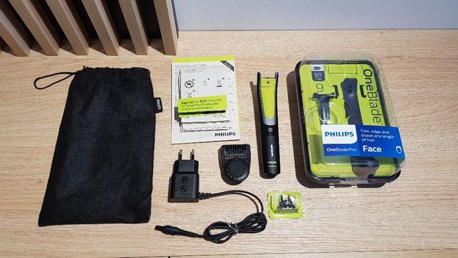 Philips OneBlade Pro QP6505/21 + nowe ostrze