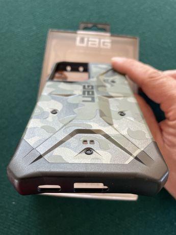 Etui Case UAG Pathfinder Moro do Samsung S21 Ultra