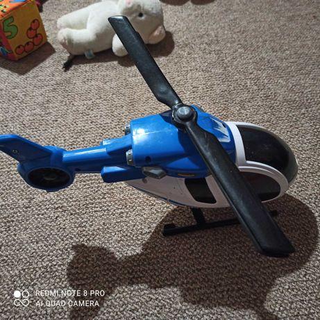 Інтерактивний вертоліт із звукоефектами