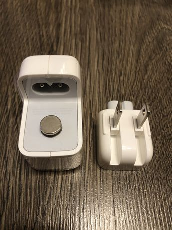 Зарядка iPad 12W 2.4A Apple Оригинал Power Adapter Айпад Блочек A1401