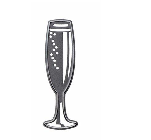 Wykrojnik KIELISZEK do szampana