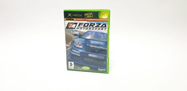 Gra Xbox Classics Forza Motorsport FM unikat