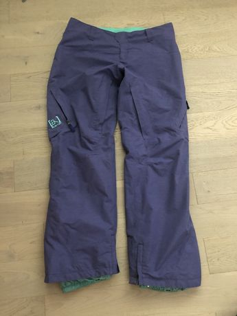 Burton AK Gore-Tex XL штаны брюки сноуборд лыжы оригинал женские