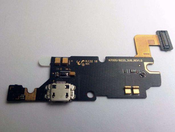 Placa USB para Samsung Note - entrada USB