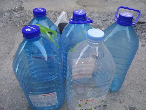 Бутыля пластиковые 5л