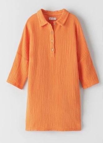 Детское платье ZARA лимитированная колекция