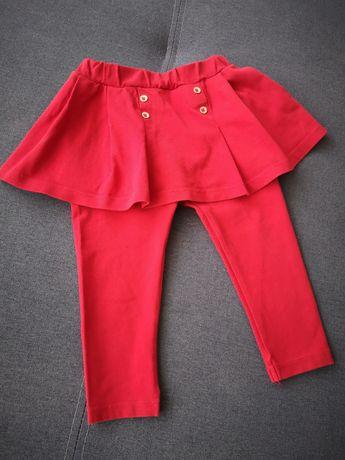 Spodnie ze spódnica Mayoral roz. 80