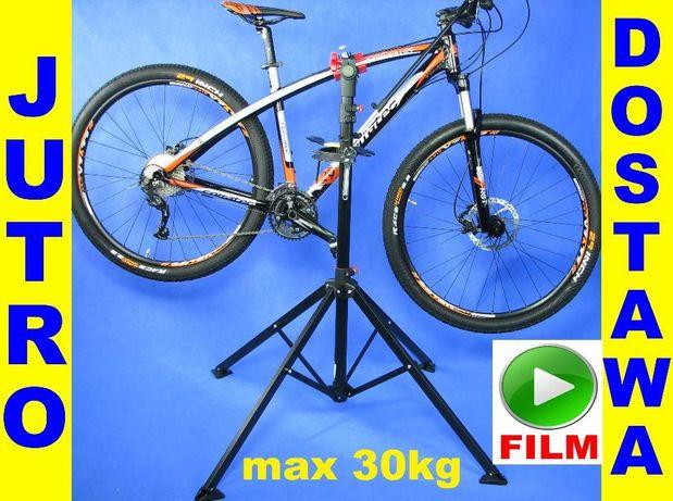 SERWISOWY Stojak rowerowy na rower do30kg SKŁADANY
