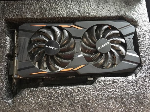 Видеокарта GIGABYTE GeForce GTX 1050 Ti OC 4G (GV-N105TOC-4GD)