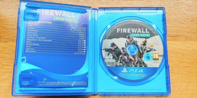 Firewall ground zero hour ps4 polska wersja