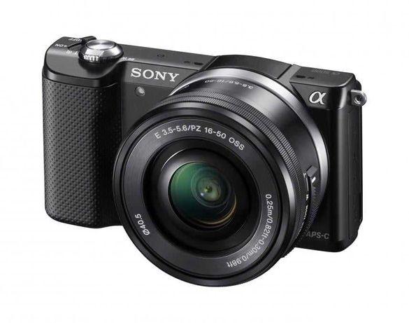 Sony a5000 + E PZ 16-50mm F3.5-5.6 OSS