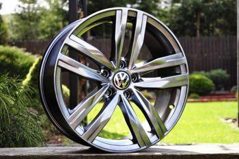 Литые диски R15 5x100 VW Polo Skoda Octavia tour Volkswagen Bora Golf