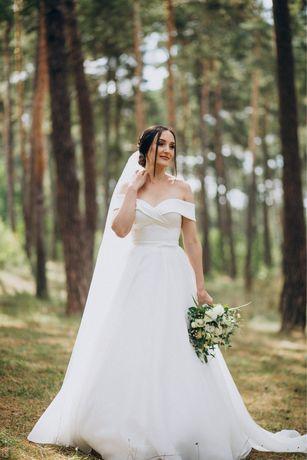 Весільна сукня, продам весільне плаття