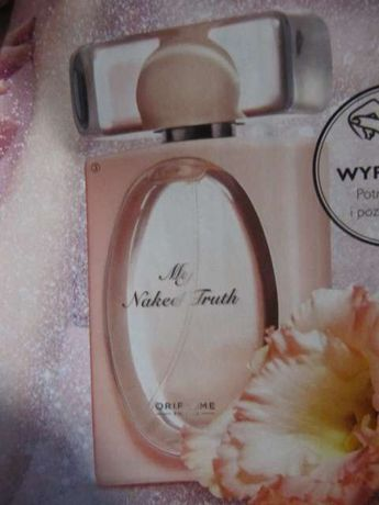 Oriflame perfum My Naked Truth