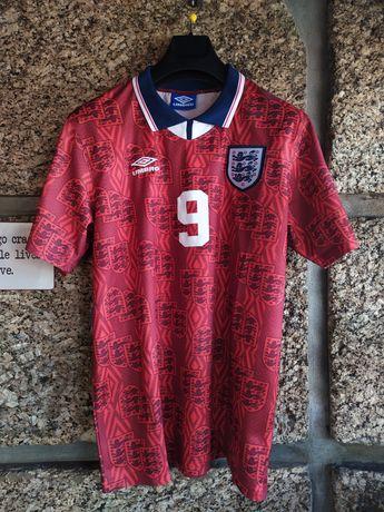 Camisola Vintage Inglaterra 1995/96