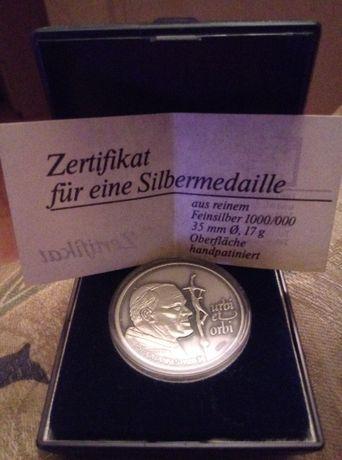 Srebrny Jan Paweł II dla koneserów