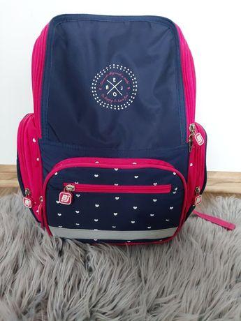 Plecak tornister szkolny firmy BEJO