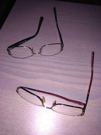 Óculos de senhora (armações)pouco uso sem estojo