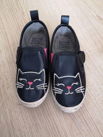 Buty z kotkiem rozmiar 26