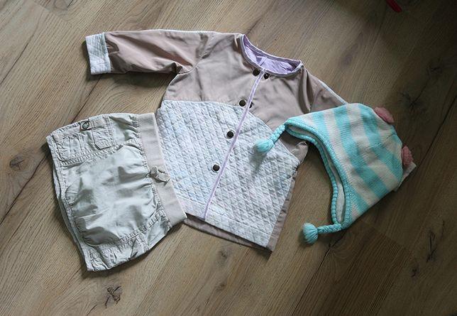 Набір одягу для дівчинки 1-2 років / пакет одежды