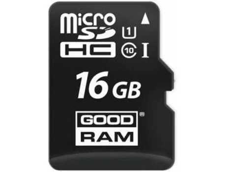 Cartão Memória Micro SD GOODRAM UHS I (256 GB - 100 MB/s) NOVO