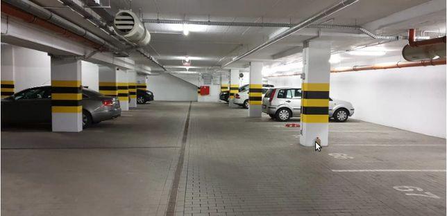 Miejsce postojowe w hali garażowej Wilda - Niedziałkowskiego