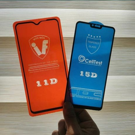 Стекло Xiaomi Redmi Note 8A Pro - 3d/4d/5d/6d/7d/9s/10d x 11t (c) mi